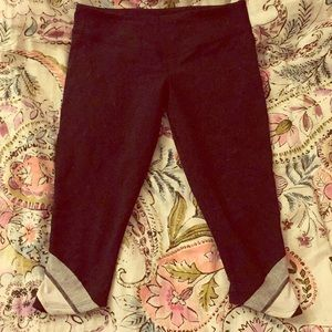 Lululemon Capri-length leggings